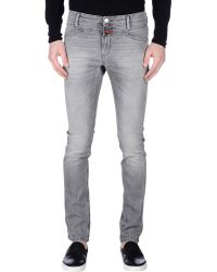 Closed Denim Trousers - Grey