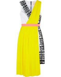 Roksanda Cocktail Dress With Robe - Lyst