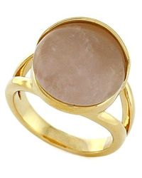 Cole Haan - Semiprecious Stone Ring - Lyst