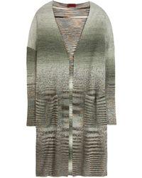 Missoni Knitted Cardigan - Lyst