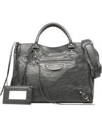 Balenciaga | Classic Silver Velo | Lyst