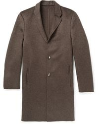 Calvin Klein Double-faced Cashmere Overcoat - Lyst