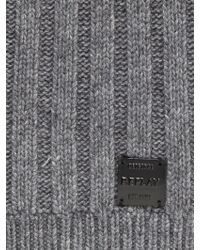 Replay - Cashmere-visocose Beanie Hat - Lyst