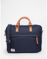 Sandqvist Pontus Laptop Bag - Blue