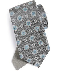 Samuelsohn - Woven Silk Tie - Lyst