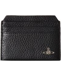 Vivienne Westwood | Leather New Credit Card Holder | Lyst