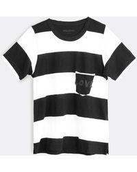 Zadig & Voltaire Arry Raye Bis T Shirt - Lyst