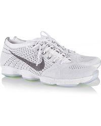 Nike Flyknit Zoom Agility Mesh Sneakers - Lyst