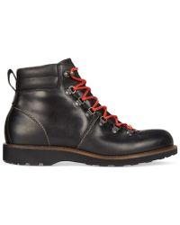Ecco Holbrook Casual Boots - Black