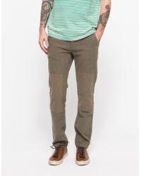 Creep Reinforced Linen Pants - Lyst