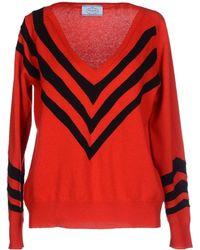 Prada Sweater - Lyst