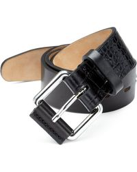 McQ by Alexander McQueen Leather Belt - Lyst
