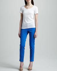 Christopher Blue - Isabel Cigarette Jeans - Lyst
