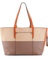 orYANY Tatianna Large Tote Bag brown - Lyst