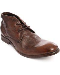 Hudson Chukka Cruise Calf Leather Cognac - Lyst