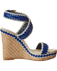 Tory Burch Lilah 120mm Wedge Espadrille - Lyst