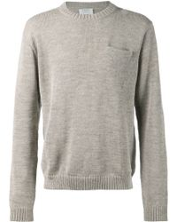 Patrik Ervell - Crew Neck Sweater - Lyst