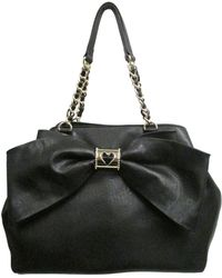 Betsey Johnson Bow Lovely Tote Bag - Lyst