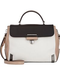 Marc By Marc Jacobs - Sheltered Island Flap-Front Satchel - Lyst