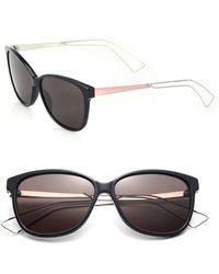 Dior | Confident 57mm Square Sunglasses | Lyst