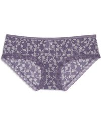 Calvin Klein Patterned Hipster Panties - Lyst