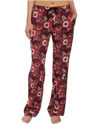Vera Bradley - Cozy Flannel Pajama Pants - Lyst