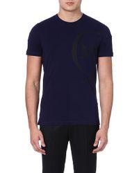 McQ by Alexander McQueen Logo T-shirt - Lyst