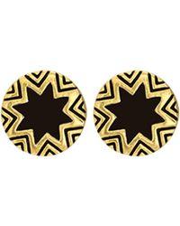 House of Harlow 1960 | Mini Sunburst Stud Earrings | Lyst