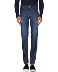 Armani Denim Trousers - Blue