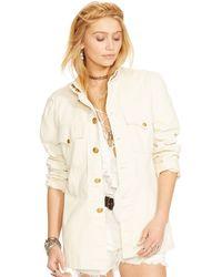 Denim & Supply Ralph Lauren Military Jacket - Lyst