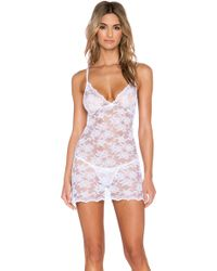 Only Hearts - Summer Song Chemise & G Sring Set - Lyst