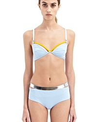 Paco Rabanne - Bikini Top - Lyst