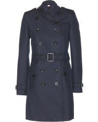 Burberry Brit - Bramington Cotton-blend Twill Trench Coat - Lyst