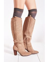 Dolce Vita Myste Suede Tall Boot - Lyst