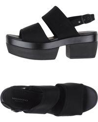 Vagabond Lindi Sandals - Black