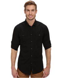 Calvin Klein Jeans Rip Stop Shirt - Lyst