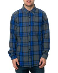 LRG The Airlift Ls Woven - Lyst