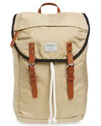 Sandqvist 'hans' Backpack - Natural