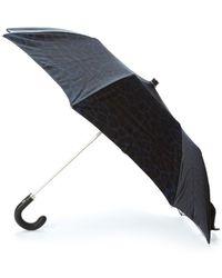 Dolce & Gabbana - Leopard Print Umbrella - Lyst