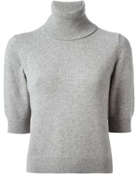 Dolce & Gabbana Turtle Neck Sweater - Lyst