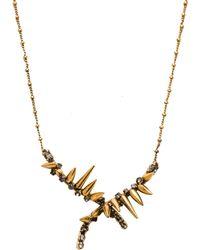 Erickson Beamon Stars Necklace - Lyst