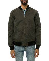 Obey The Newman Jacket - Lyst