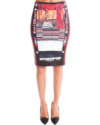 Clover Canyon Ancient Chapter Pencil Skirt - Lyst
