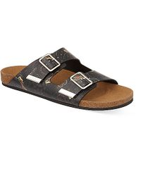 Givenchy Paisley Print Sandal - For Men - Lyst