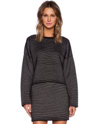 Theory Tamrist Prosecco Sweater - Lyst