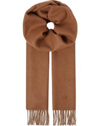 Mulberry Reversible Scarf - Lyst