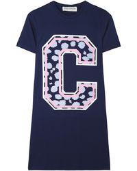 Être Cécile Exclusive Big C Cheetah Tshirt Dress - Lyst