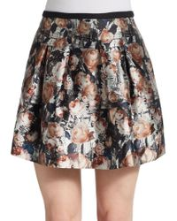 Sachin & Babi Air Skirt - Lyst