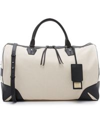 Rag & Bone - Canvas Flight Weekender - Lyst