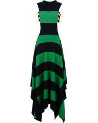 Stella McCartney Sleeveless Dress with Bandeau - Lyst